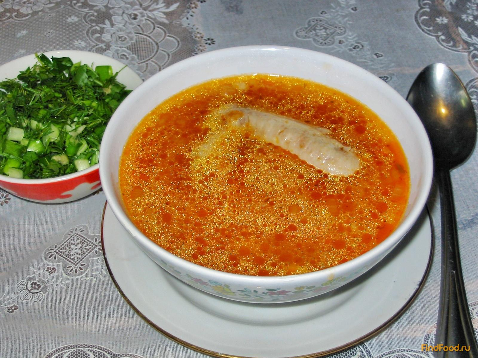 Суп харчо из курицы: рецепт приготовления в домашних условиях 71
