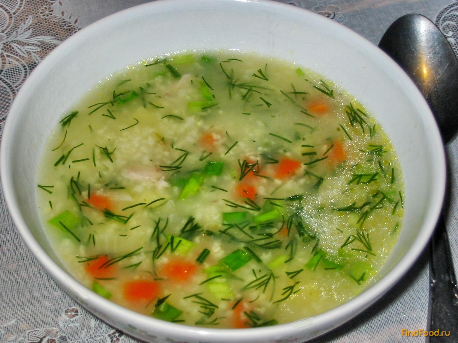 Супы рецепты фото 6