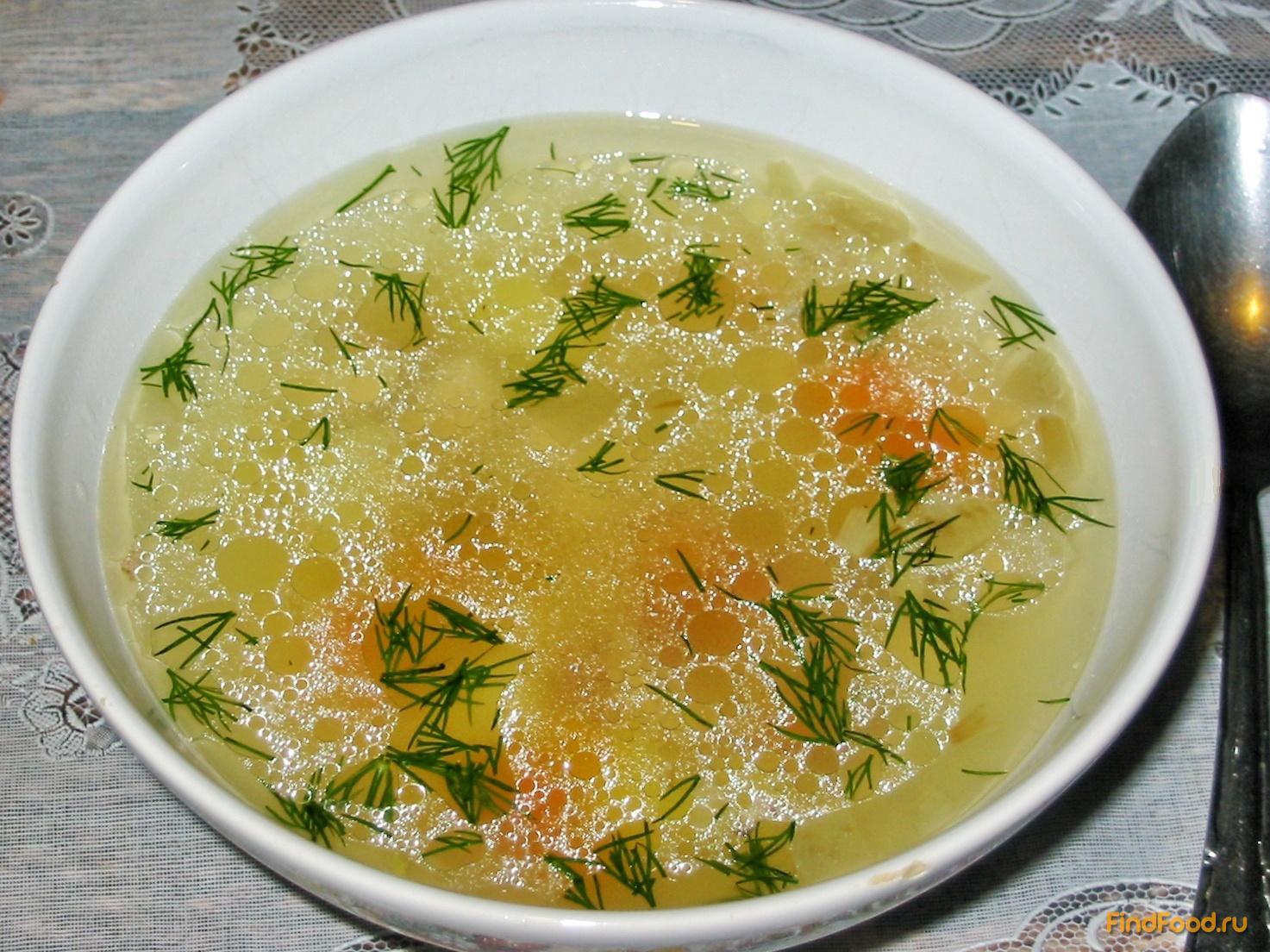 Картофельный суп с курицей фото рецепт пошаговый с