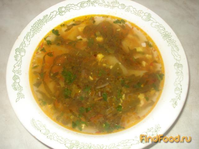 Суп со щавелем в мультиварке : пошаговый рецепт