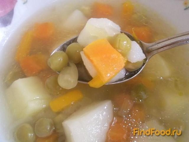 Блюдо овощей фото