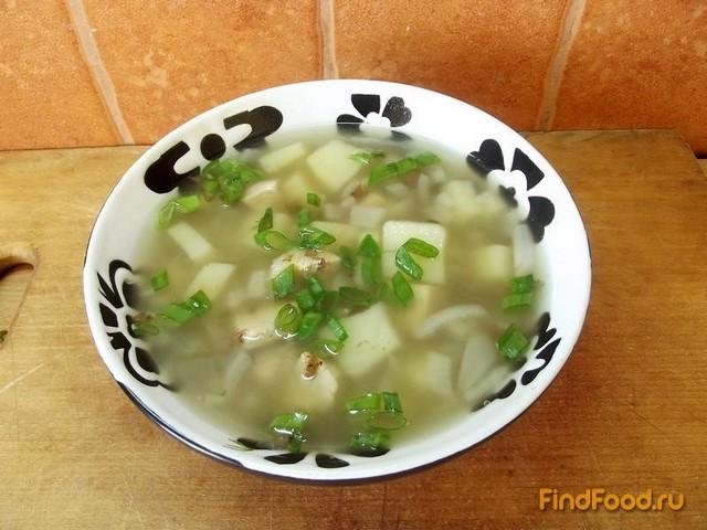 мясной суп с гречкой рецепт с фото