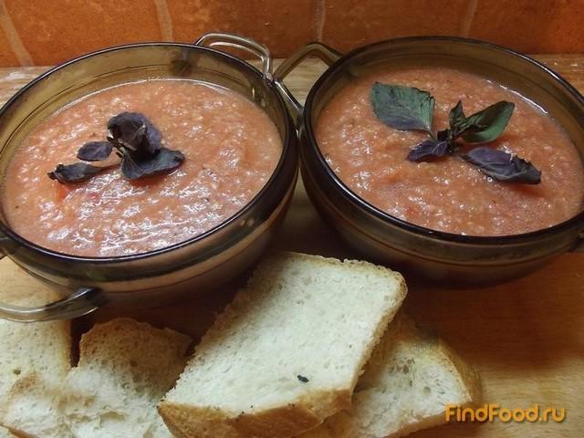 Гаспачо рецепт классический пошагово с фото