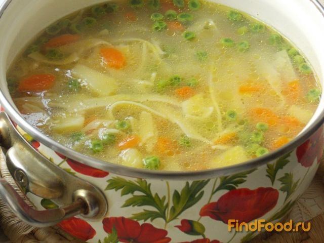 Супы рецепты простые и вкусные пошагово