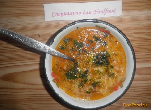 Картофельный суп с фрикадельками рецепт с фото 9-го шага