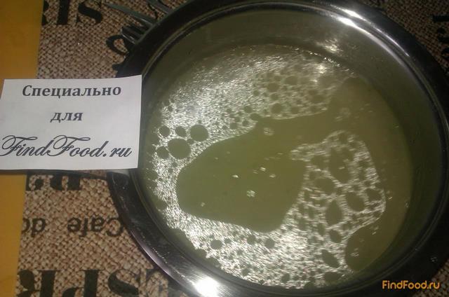 овощной суп на курином бульоне рецепт с фото