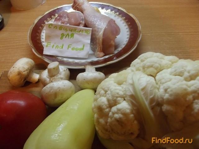 рецепт приготовления куриного супа с грибами