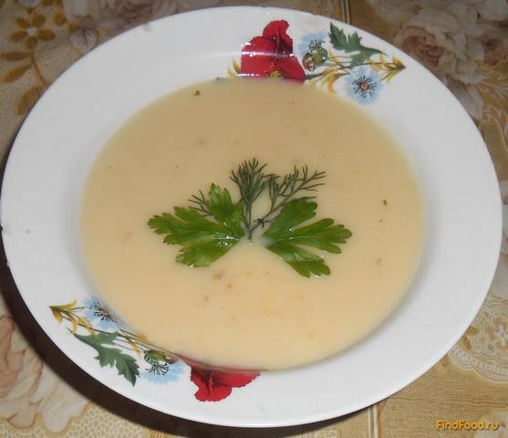 Рецепт горохового супа из гороховой муки