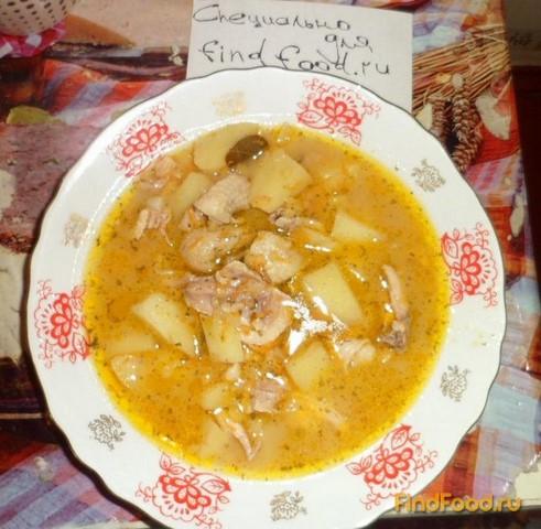 суп из брикета рецепт