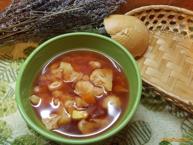 свекольный суп с мясом рецепт приготовления