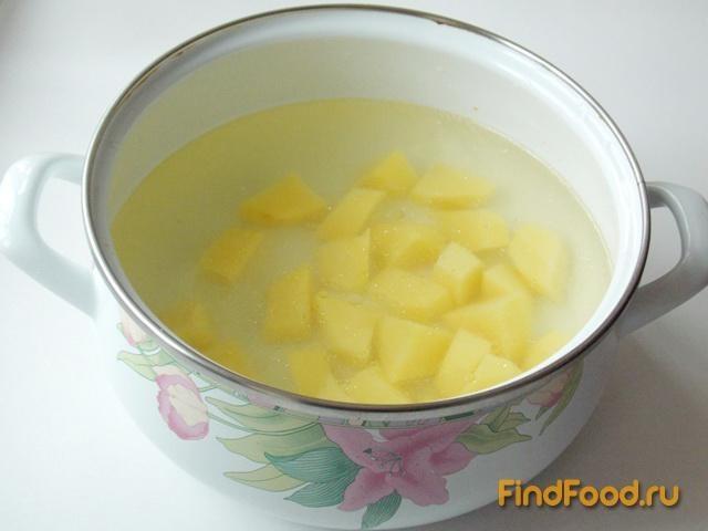 Супы с сырными шариками рецепт