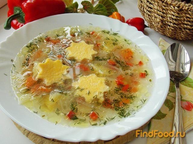 овощной суп для диабетиков рецепт с фото