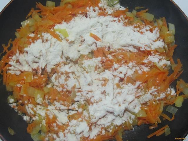 рецепт супа томатного с фасолью