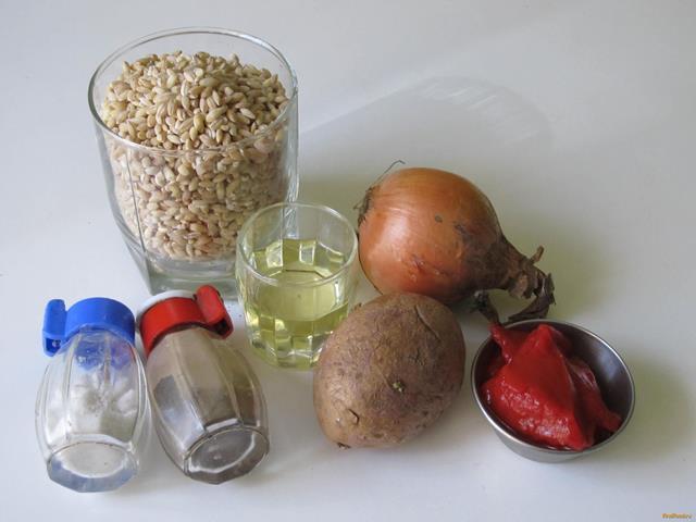 Легкий рецепт супа с клецками