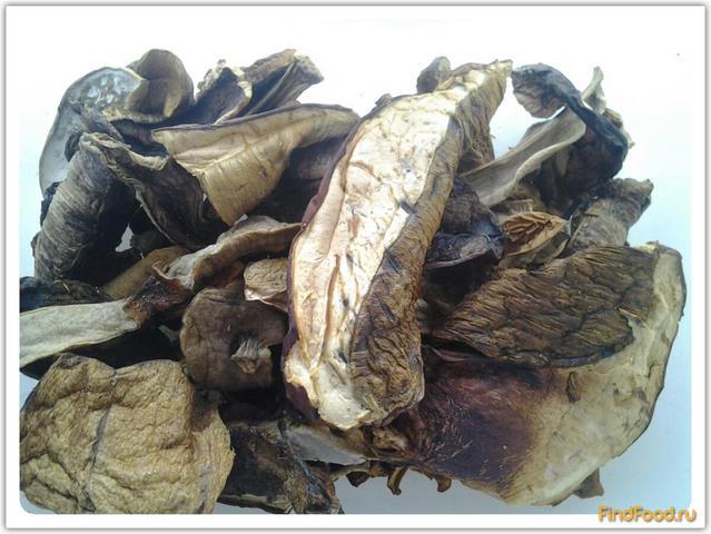 грибной суп сушеные рецепт приготовления