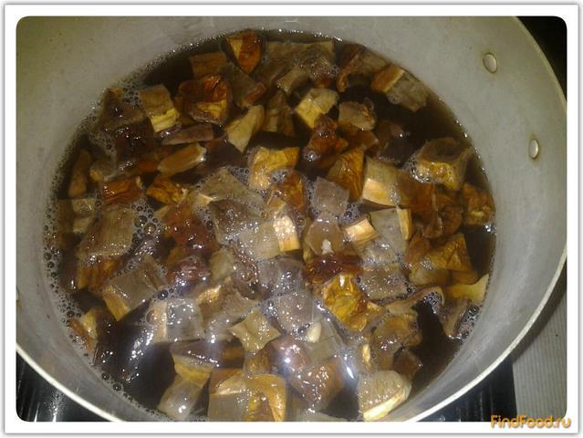 Рецепты приготовления грибного супа из сушеных грибов