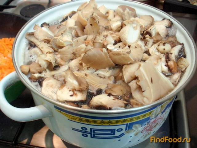 суп пюре с вешенками рецепты с фото