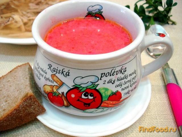 Рецепт Польский красный борщ рецепт с фото