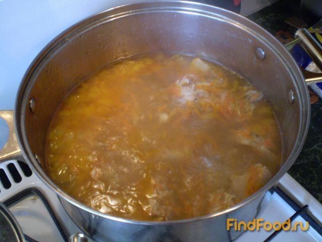 суп с овсянкой и гусиным мясом рецепт