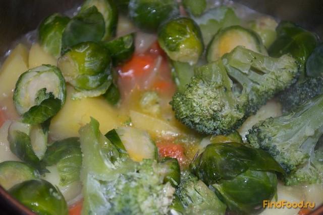 Капуста брокколи суп рецепты приготовления