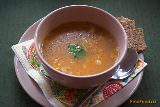 рецепт простой суп с курицей рецепт с фото