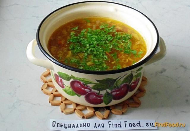 Суп с лисичками рецепт с фото 6-го шага