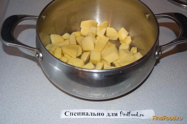 Овощной суп с сырными клецками рецепт с фото 6-го шага