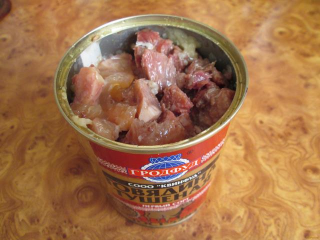 Рецепт с тушенки рецепт с пошагово в
