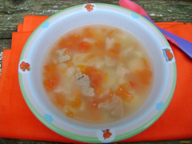 Рецепт Детский суп-харчо рецепт с фото