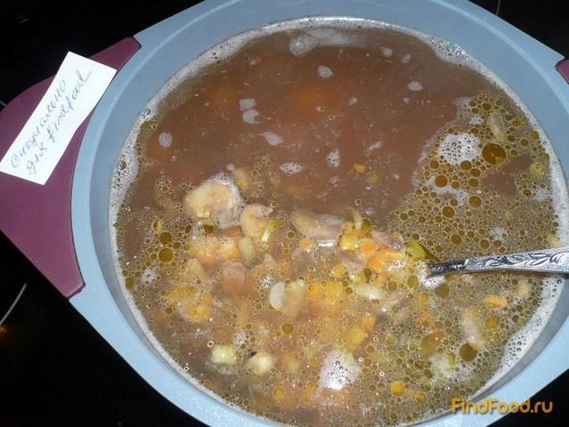 рецепт постного супа без картошки с