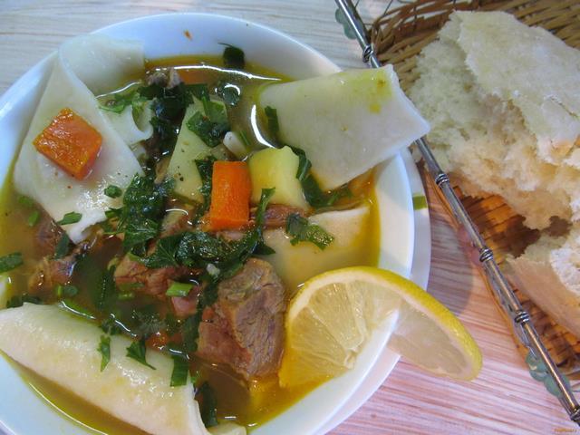 Рецепт Суп на баранине рецепт с фото
