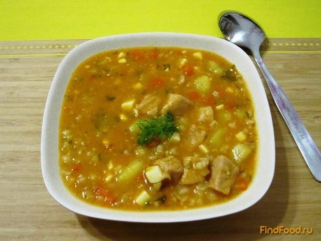 Рецепт Ароматный суп-харчо рецепт с фото