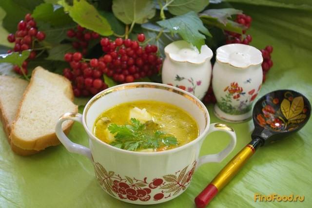 Рецепт Рассольник с грибами рецепт с фото