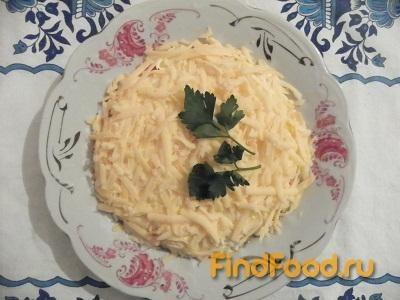Рецепт Салат с рыбой гренадер рецепт с фото