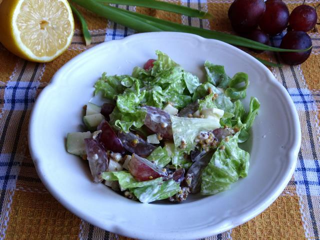 Рецепт Вальдорфский салат рецепт с фото