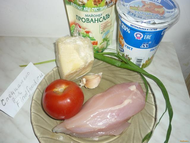 рецепт салата с огурцами и чесноком