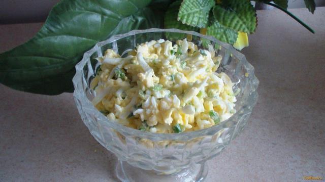 Рецепт Салат из плавленного сырка рецепт с фото