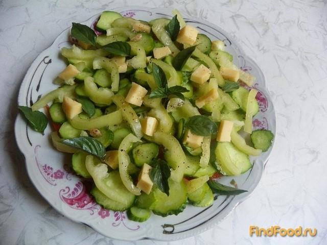 Рецепты салатов s ovoshami