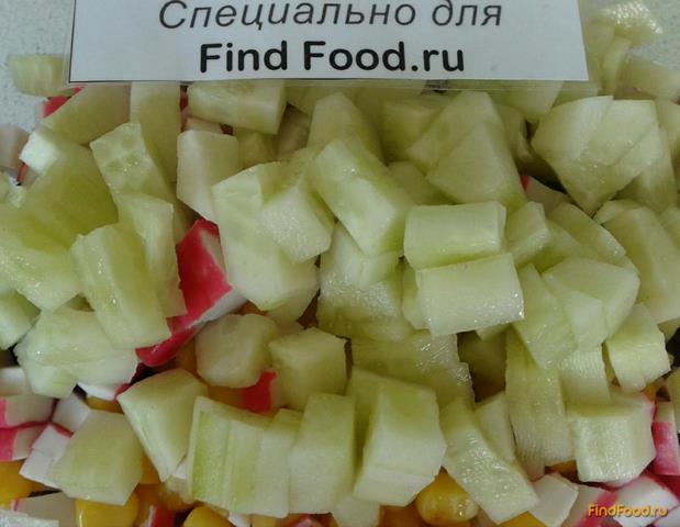 очень вкусный салат быстрого приготовления рецепт