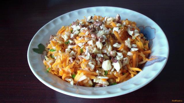корейский салат из моркови рецепт и фото
