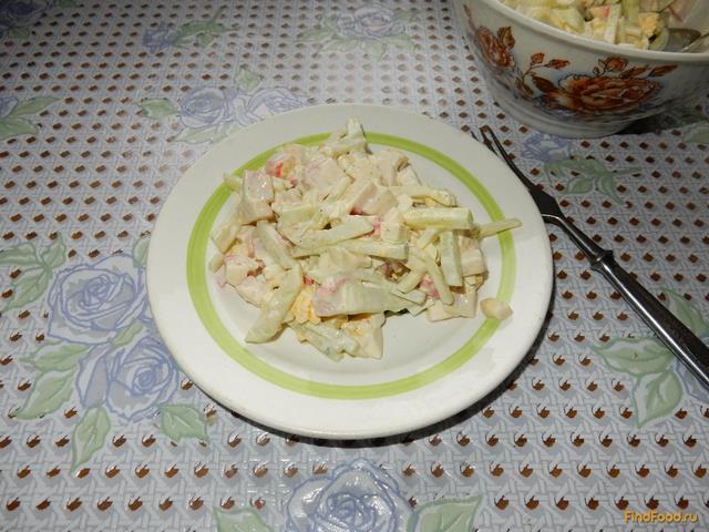 из огурцов с мясом салаты рецепты с фото