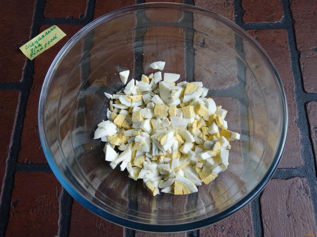 салаты и окрошка рецепты