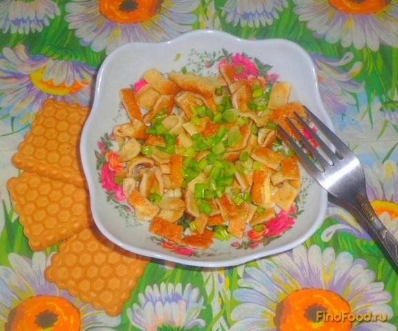 салат оливье со свежим огурцом и мясом рецепт