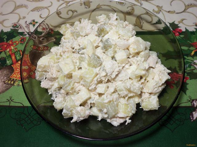 Приготовить в домашних условиях салат