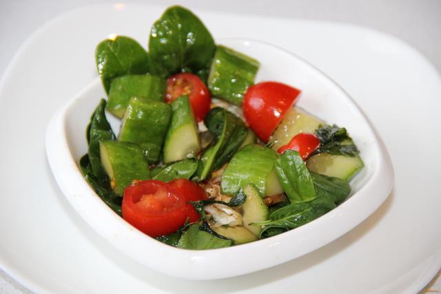 легкий салат рецепт по фото