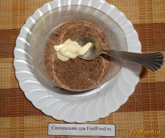 салат из печени и свеклы рецепт с фото