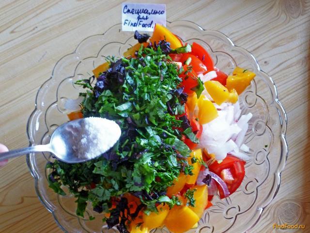 Салаты с кинзой рецепты