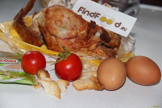 Салат с копченой курицей и 10 похожих рецептов: калорийность, отзывы
