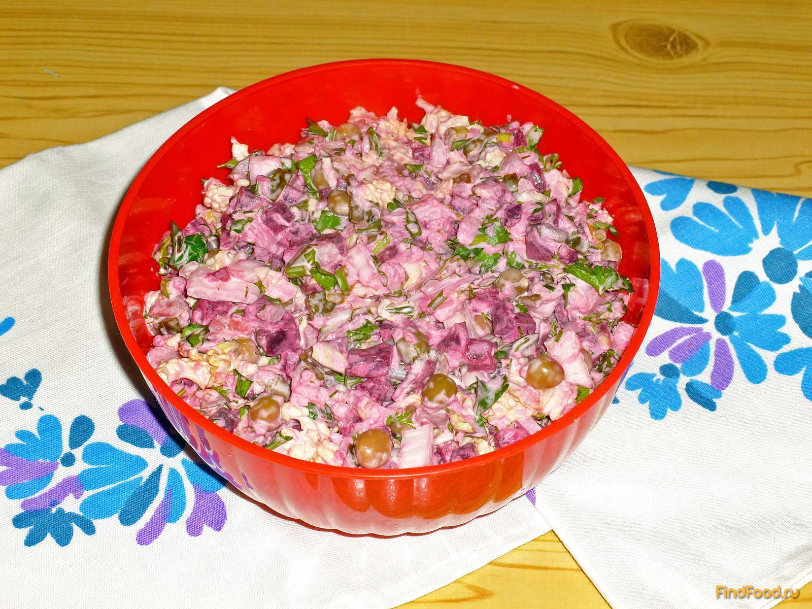 рецепт салат рыбный торт рецепт с фото