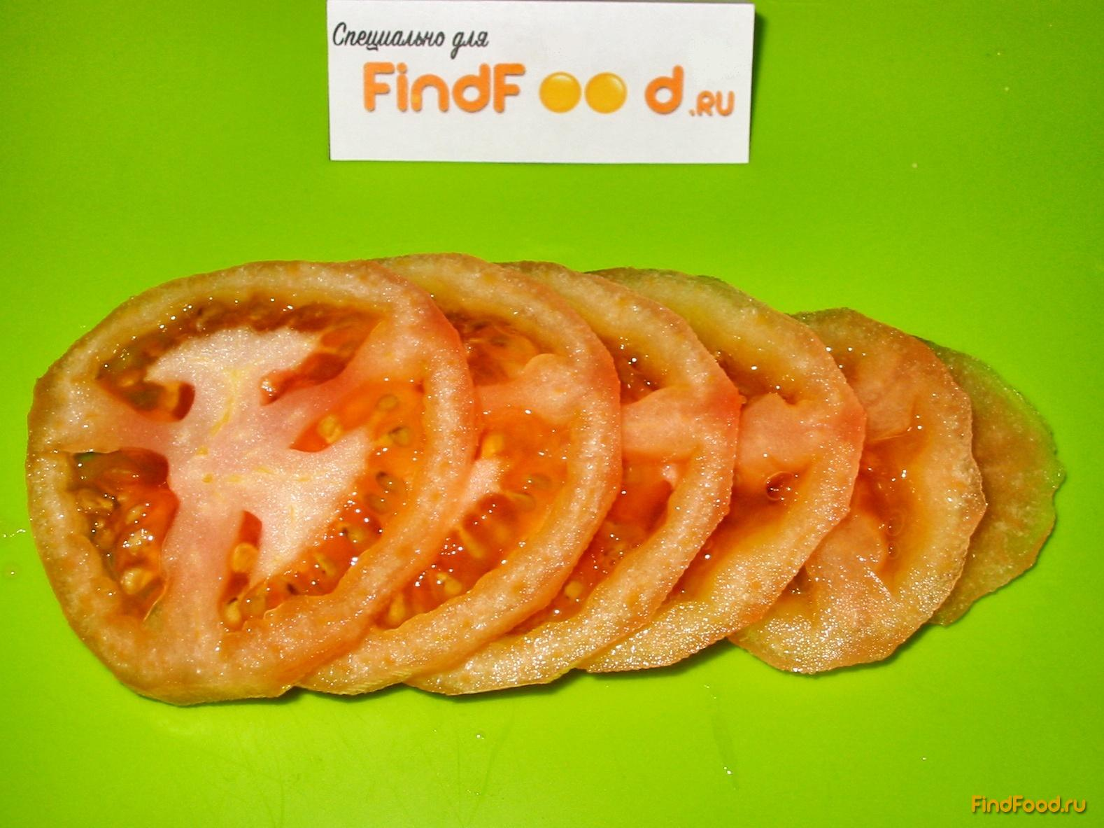 рецепт салата с горбушей и помидорами